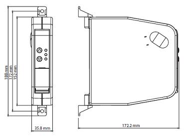 Rademacher RolloTron zwenkoproller Standard 2