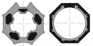 somfy adapter en meenemer voor 8k60