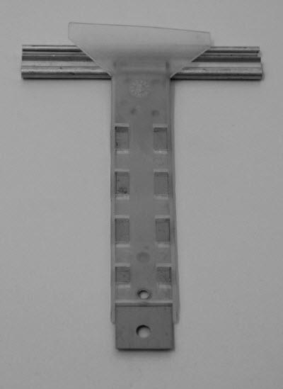 afbeelding van een veerverbinding voor een rolluik
