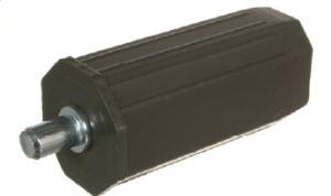 Verschuifbare asprop voor 8K50 as